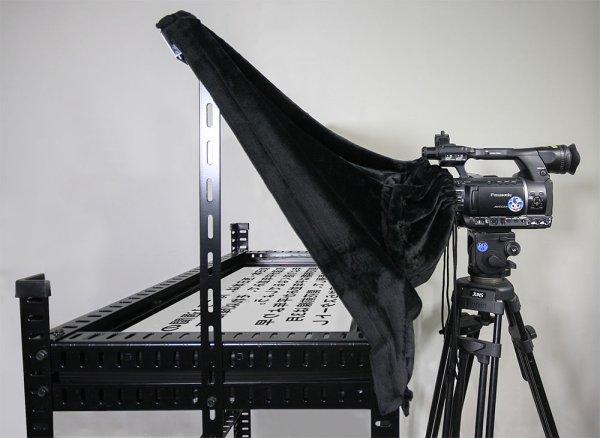 画像1: 32型スタジオ・プロンプター (1)